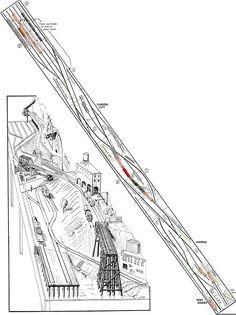Ho Train Table Plans - Bing Images #modeltraintablehowtomake