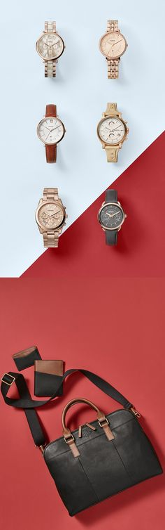 It's that time of year again, gift with @Fossil.