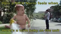 NICU nurse humor