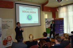 """""""Social Media marketing obiektu hotelowego, czyli jak wykorzystać media społecznościowe do działań wizerunkowych i zwiększenia sprzedaży hotelu"""" #TravelCamp #SocjomaniaOnTour"""