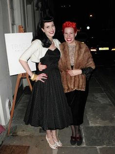 #Sophia Hunt hair & Makeup artist  #Angel Adoree at the launch of #The Vintage Tea Party Book