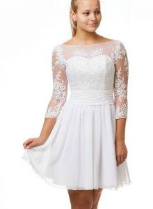 Konfirmationskjoler , Stort udvalg af konfirmationskjoler 2015 White Outfits, New Outfits, Girls Dresses, Formal Dresses, Wedding Dresses, Confirmation Dresses, Pretty Dresses, White Dress, Clothes