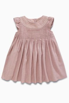 Buy Pintuck Dress (3mths-6yrs) online today at Next: United States of America