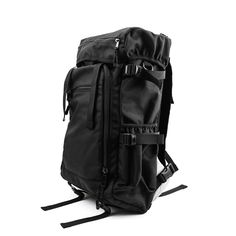 Ruckpack - Black from DSPTCH
