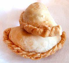 Indonesian pasties – Pastel Goreng - after frying