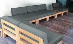 Luxe Hardhouten loungesets met kussens nu te koop bij houthandel Gadero.