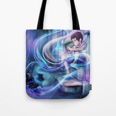 Lullaby for world Tote Bag by chaploart | Society6