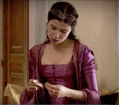 "Hatice Sultan - Magnificent Century - ""The Irreparable Loss"" Season 1, Episode 20"