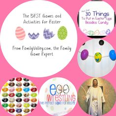Family Volley: Everything Easter-The BEST Easter Games for Your Family