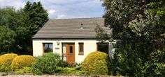 Woodlea - Self Catering Accommodation lsle of Arran, Scotland is our cosy holiday cottage peacefully situated within a couple of minutes walk of Brodick Isle Of Arran, Scottish Holidays, Cottage, Scotland Travel, Staycation, Cosy, Catering, Shed, Places To Visit
