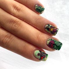 #nailart #bps #birds