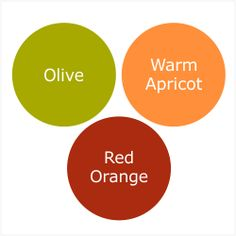 How To Wear Red Orange For A Pure Autumn (Warm Autumn)