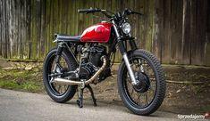 Scrambler Cafe Racer, Cg 125 Cafe Racer, Honda Scrambler, Motos Honda, Cafe Racer Honda, Honda Cg125, Honda Grom, Vintage Bikes, Vintage Motorcycles