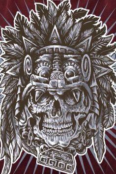 Cráneo Quetzalcoatl