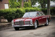Facel Vega II Coupe, 1962