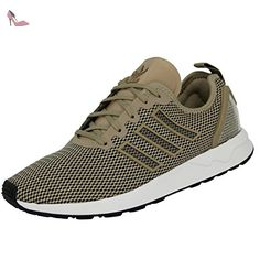adidas Originals ZX FLUX ADV Chaussures Mode Sneakers Homme Marron - Chaussures adidas originals (*Partner-Link)
