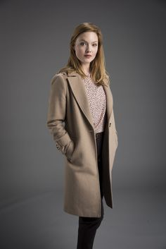 Holliday Grainger as Robin Ellacott