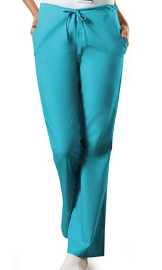 Flare Leg Drawstring Turquoise  from NZD $59.95