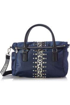(This is an affiliate pin) Desigual Hand Bag, Blue Blue Bags, Shoulder Handbags