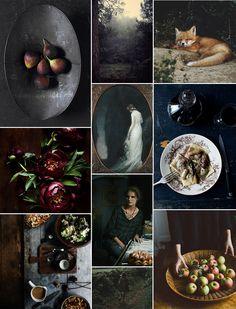 Dark Autumn Inspiration