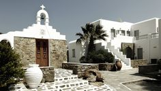 San Giorgio Mykonos, A Design Hotels™ Project