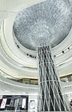 Einkaufszentrum Hanjie Wanda Square von UN Studio