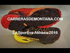 La Sportiva Akasha (330gr/Drop6mm) Zapatillas ultreras para todo terreno + Otras Novedades 2016: Helios 2.0; nuevas Mutant y más | Carrerasdemontana.com