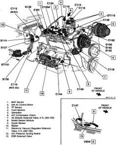 the 32 best b images on pinterest diagram vacuums and jeep rh pinterest com 1976 350 Chevy Engine Diagram 350 V8 Engine Diagram