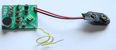 Simplest and cheapest FM transmitter- Do-it-yourself(DIY) kit for amateurs | BuildCircuit