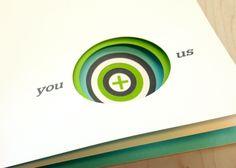 What a creative booklet brochure design decision :)  Nordstrom Rack Booklet by Brijean Brennan, via Behance