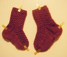 Silmukan saalistus: Ihanat sukat