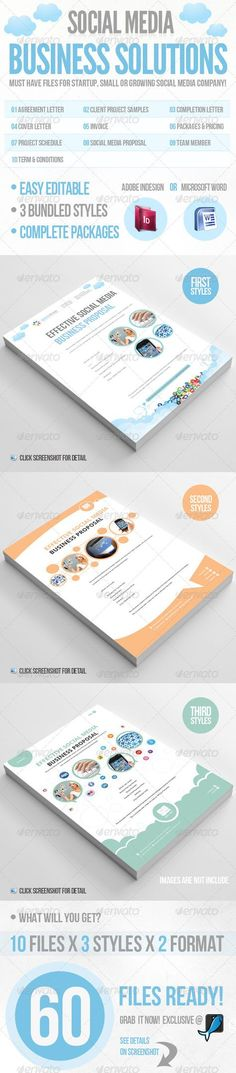 Cute template for brochure, love the colors.