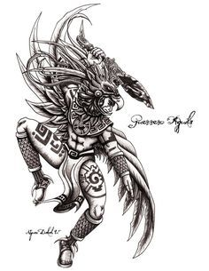 "Search Results for ""guerrero aguila wallpaper"" – Adorable Wallpapers Body Art Tattoos, Cool Tattoos, Tatoos, Aztec Warrior Tattoo, Aztec Tattoos Sleeve, Aztec Drawing, Aztecas Art, Motifs Aztèques, Aztec Symbols"