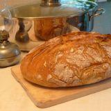 Seljački hleb, koji se ne mesi