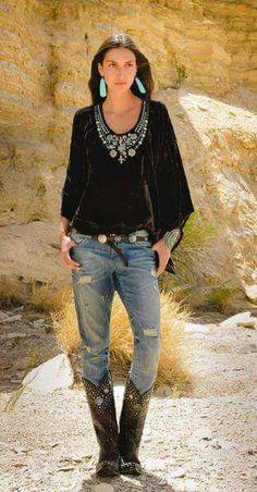 Love Double D Ranch Wear....