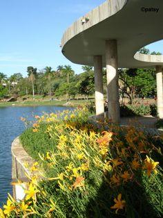 Burle Marx - Lagoa da Pampulha - Belo Horizonte -Minas Gerais -Brasil
