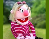 Advanced Custom Puppet Professional Quality by Passion4Puppets