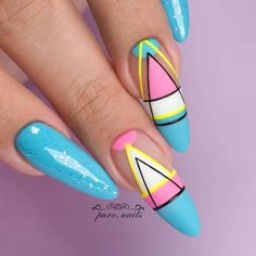 Acrylic nails are always an eternal topic, and Easter nails acrylic spring is one of the hottest topics of the moment. Is Easter ready? Are you ready for a direct nail design? Come explore with me . Pointed Nails, Stiletto Nails, Coffin Nails, Acrylic Nails, Round Nails, Oval Nails, Cute Nails, Pretty Nails, Easter Nails