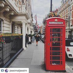 Good Morning #Mayfair! We love this city! #MaddoxClub ❤️#London  #Repost @jassimaljassim with @repostapp. ・・・