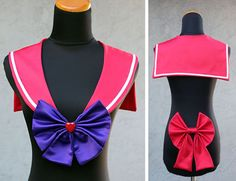 Items similar to Sailor Scout accessories on Etsy Halloween Rave, Costume Halloween, Cherry Topping, Sailor Scouts, Sailor Mars, Play Dress, Anime Cosplay, Burning Man, Playing Dress Up