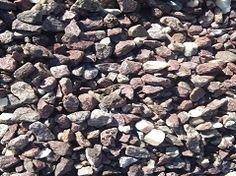 We have several different types of sediment bulk products available to choose from. View bulk products: http://www.allanslandscaping.com/bulk-products/coloured-rock.php