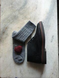 Smukke fødder ibenholt