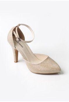 Wanita   Sepatu   Heels   High Heels   Claymore High Heels BB 703P Brown    CLAYMORE  b388f4a373
