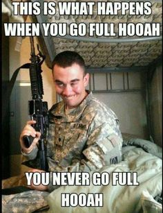 Top 18 Funny Military Memes of Marines and army Hilarious Funny Army Memes, Army Humor, Funny Jokes, Hilarious, It's Funny, Army Life, Military Life, Military Style, Military Art