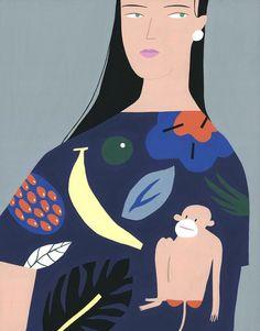 Ayumi_Takahashi_beautiful_illustrations_pattern_florals_trends_10