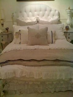 An enchanting bedroom design idea #grand #bedroom #design