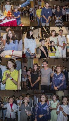 Cast of 'Our Gab Soon,' Kim So Eun, Song Jae Rim, and more, attend 'good luck ritual' | allkpop
