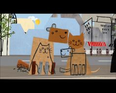 The Dog Who Was A Cat Inside on Vimeo. Short film by Siri Melchior.