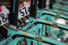 #TDF2016 A detail view of Sep Vanmarcke's bike for Team LottoNLJumbo during stage ten of the 2016 Le Tour de Frane a 197km...