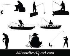 The man fishing silhouette is useful for sea vector illustrations, boat vector graphics etc. comes with EPS, PNG and JPEG files at an affordable purchase.